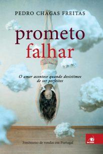 Capa do livro Prometo Falhar