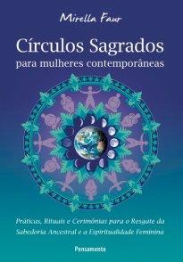 Capa do livro Círculos Sagrados para Mulheres Contemporâneas