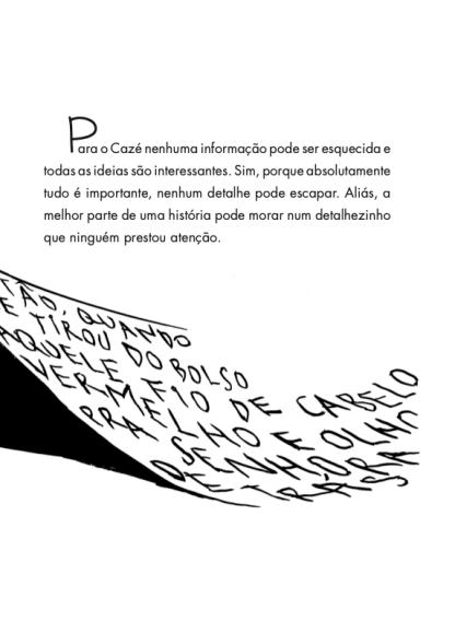 Um pouco do livro O MENINO QUE PERDIA AS PALAVRAS