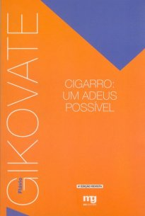 Capa do livro Cigarro: um adeus possível