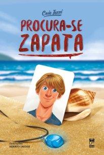 Capa do livro teen Procura-se Zapata na Buobooks.com