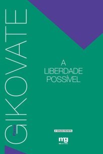 Capa do livro A liberdade possível