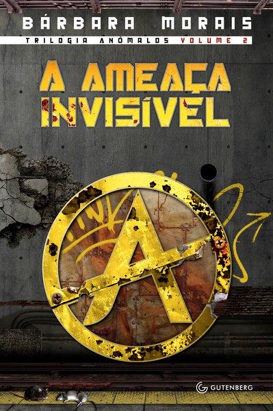 Capa do livro A ameaça invisível