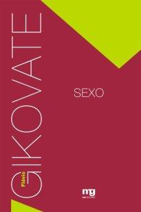 Capa do livro Sexo