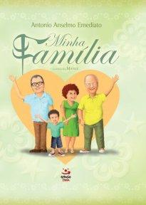 Capa do livro Minha família