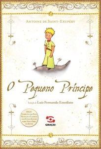 Capa do livro O Pequeno Príncipe em português do Brasil na Buobooks.com