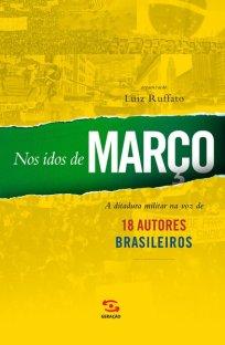 Capa do livro Nos idos de março em português do Brasil