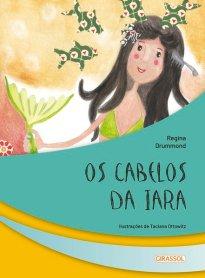 Capa do livro Os cabelos da Iara