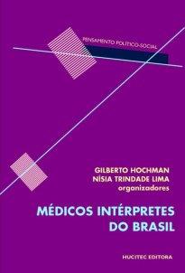 Capa do livro Médicos intérpretes do Brasil