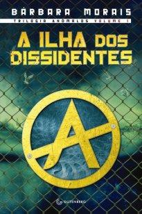 Capa do livro A ilha dos dissidentes