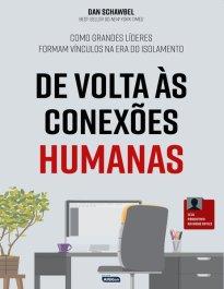 Capa do livro De volta às conexões humanas