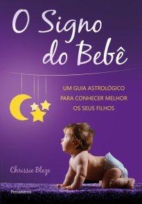 Capa do livro O signo do bebê
