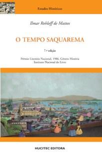 Capa do livro O tempo Saquarema- a formação do Estado Imperial