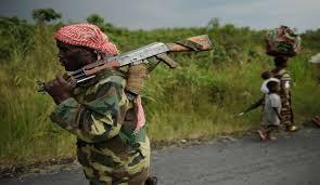 guerrigliero Africa