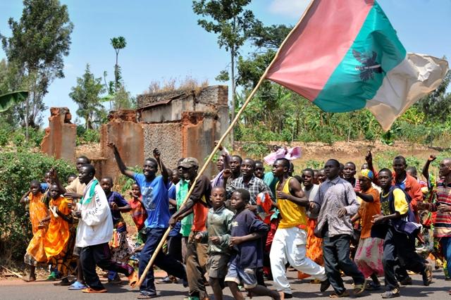 Elezioni farsa in Burundi