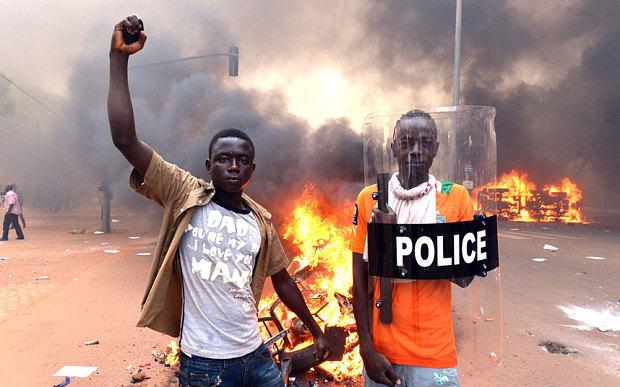 Issouf Sanogo/AFP/ Getty Images
