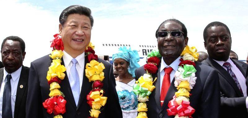 Euro...dollaro... In Zimbabwe vince lo yuan cinese