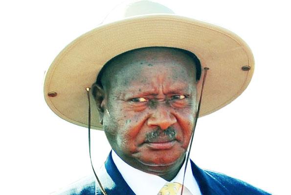 Yoweri Museweni