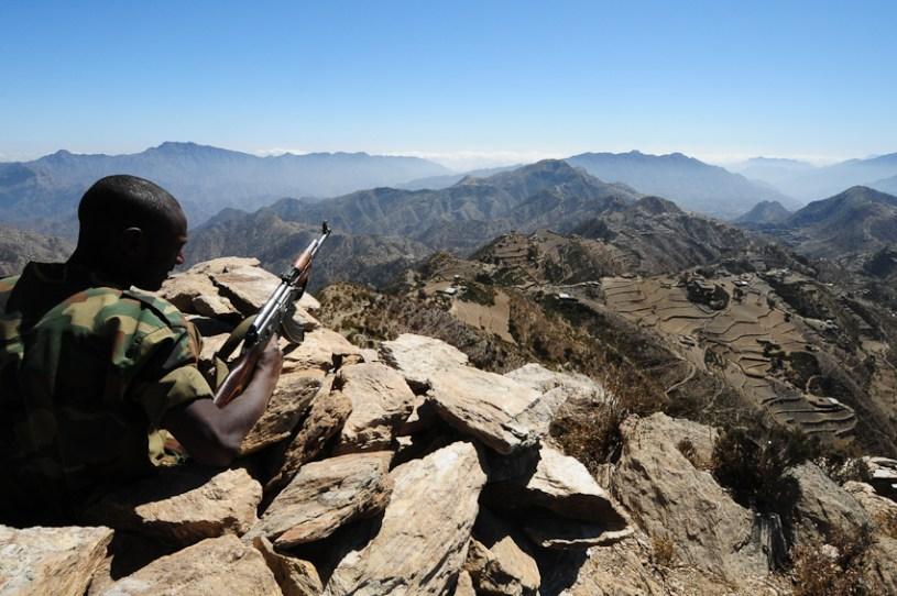 Etiopia-Eritrea: una battaglia fantasma