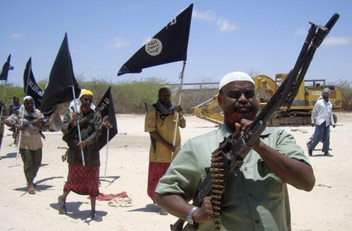 Somalia al shabaab eddai