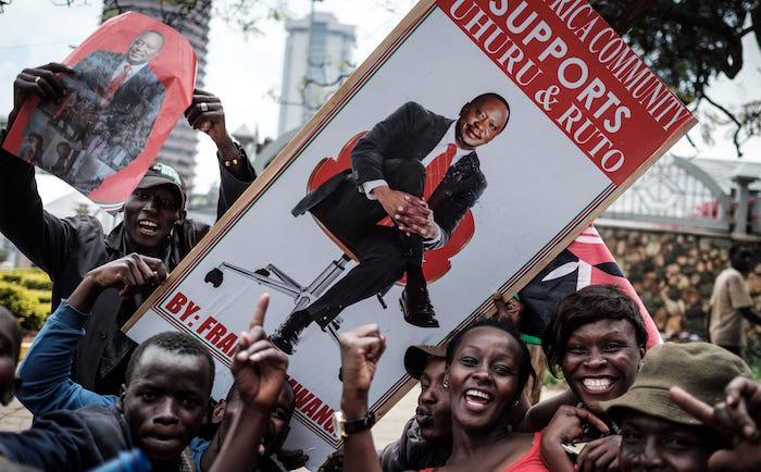 Il giuramento di Kenyatta