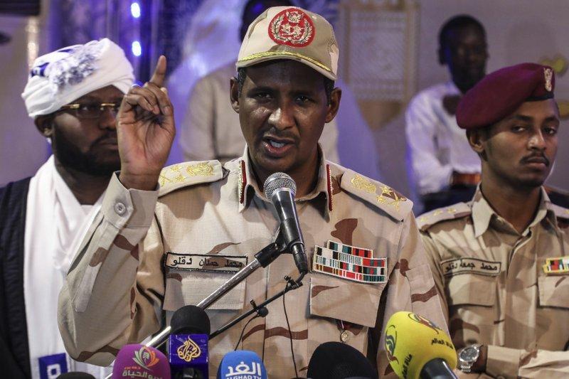 sudan militari