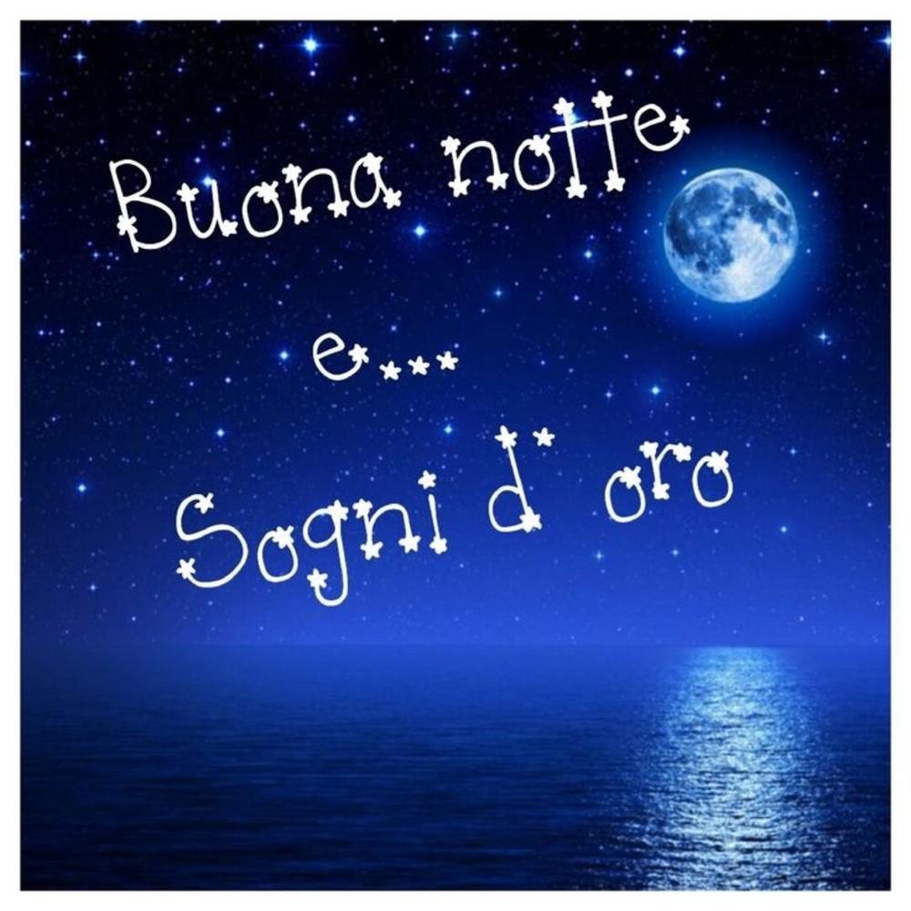 Buonanotte E Sogni Doro Buongiornocolsorrisoit