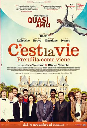"""C'est la vie - Prendila come viene"", commedia francese ..."