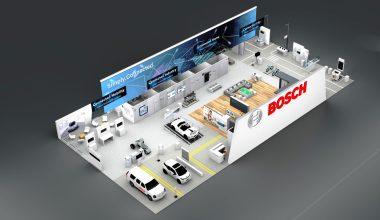 CES 2018: Bosch vede il futuro nelle smart city