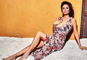 competitive price bf33c 42929 Anna Safroncik testimonial della campagna Talco per la P-E ...