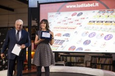 Menzione speciale a Ludilabel nella categoria Kids