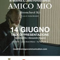 "In mostra il libro fotografico ""Amico mio. A four year journey with Alessandro Squarzi"""""