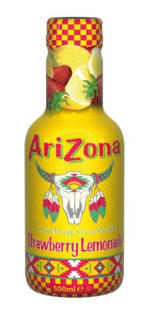 AriZona COWBOY COCKTAIL STRAWBERRY LEMONADE