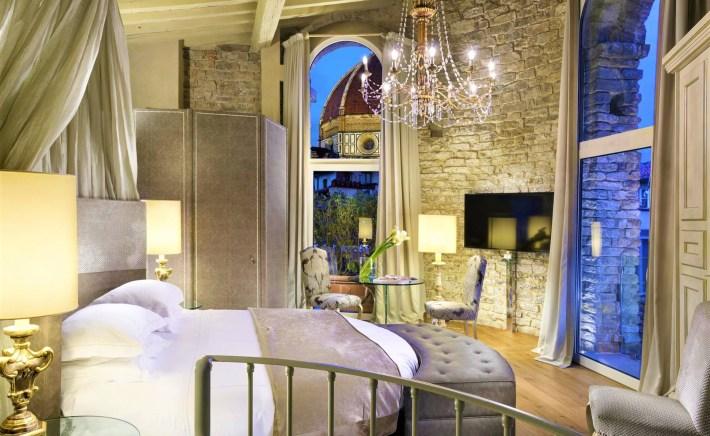 """Il Brunelleschi Hotel ottiene """"Four Star"""" ai """"2021 Star Awards"""" di Forbes Travel Guide"""