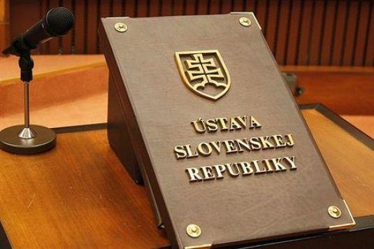 Costituzione Repubblica Slovacca