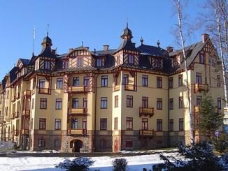Il Grand Hotel Stary Smokovec, sugli Alti Tatra da cent'anni