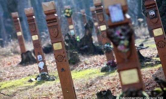 Hejce (Hu), luogo della tragedia aerea del 19.1.2006 (mod.gov.sk)