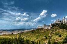 Il Castello di Spis (foto di shadowiness_deviantart)