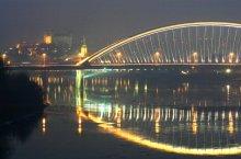 Il Danubio e Bratislava (foto Pavol Navrat, stuba.sk)