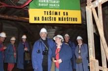Le miniere dell'Alta Nitra (Hornonitrianske bane Prievidza)