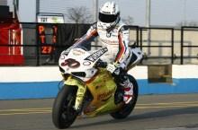 Liberty Racing nella Superpole a Donington Park-(GB)