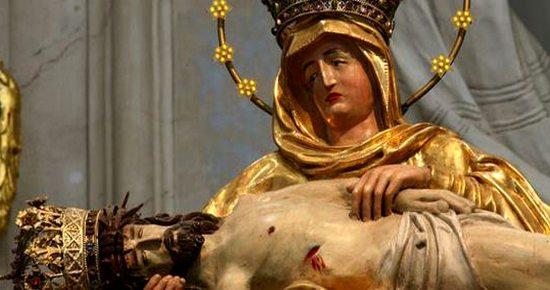 Madonna dei Sette Dolori, Basilica di Sastin (foto_pagina facebbok)