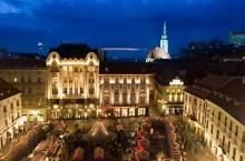 Mercatino di Natale a Bratislava