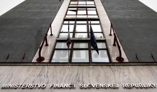 Ministero delle Finanze slovacco