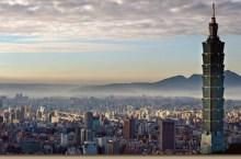 Taipei, capitale di Taiwan