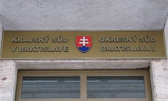 Tribunale Bratislava