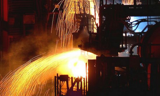 acciaieria - steel (foto_TomHolland@flickr)