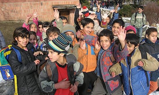 bambini rom slovacchi