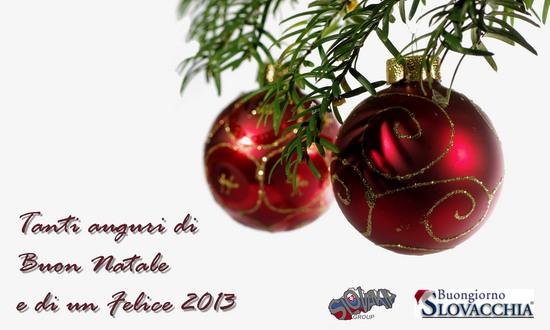 Tanti Cari Auguri Di Buon Natale.Un Gioioso Buon Natale E Molti Cari Auguri Di Un Anno Migliore Buongiorno Slovacchia