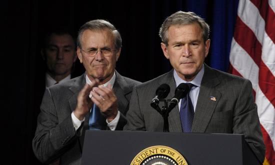 bush-rumsfeld-iraq_(Marion Doss CC-BY-SA 3051591418)